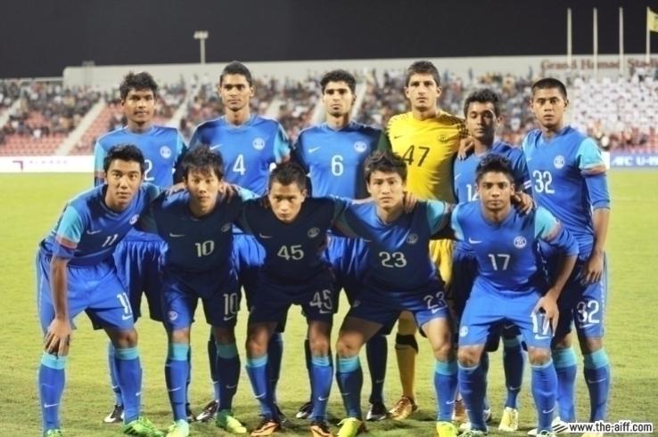 India U19 (Pic Courtesy - AIFF Media)