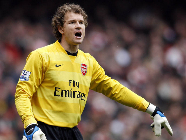 Exclusive jens lehmann arsenal were possibly the best ever side on