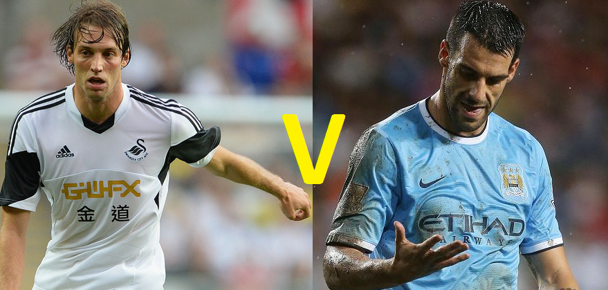 Michu v Alvaro Negredo - Who Should Start For Spain?