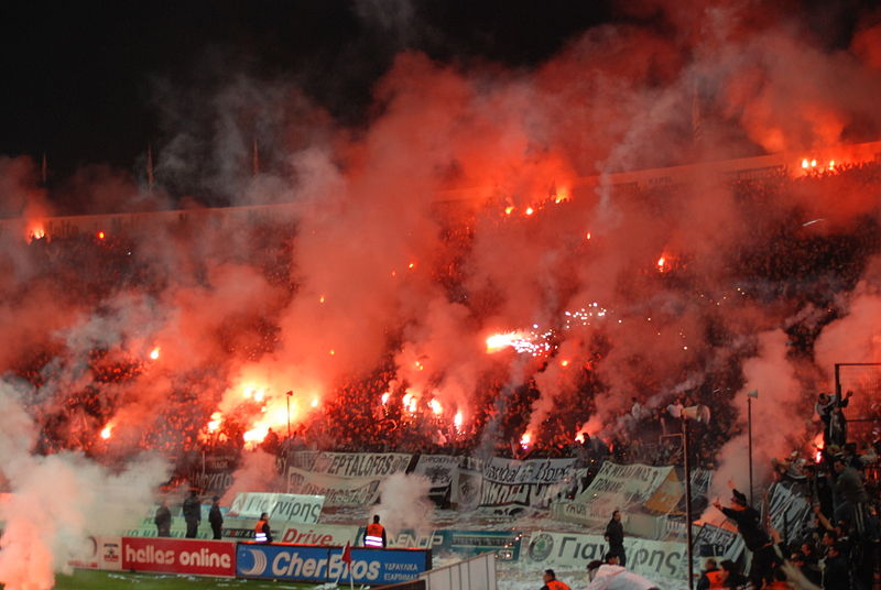 Olympiacos- Panathinaikos rivalry | High Five - Five of Football's Greatest Rivalries
