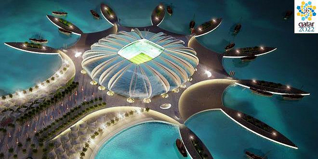 The proposed stadiums may look amazing, but the Qatari environment could lead to the football being anything but.