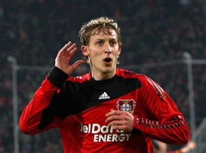 Kießling - Will look to unlock stubborn Bayern defence