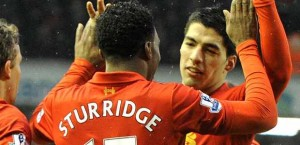 Luis Suarez and Daniel Sturridge | Everton vs Liverpool - Team News, Tactics, Lineups and Prediction
