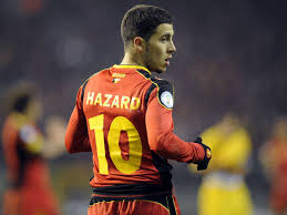 Hazard can carry his good form into the World Cup.