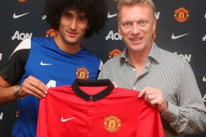 Fellaini could yet play an important role for United