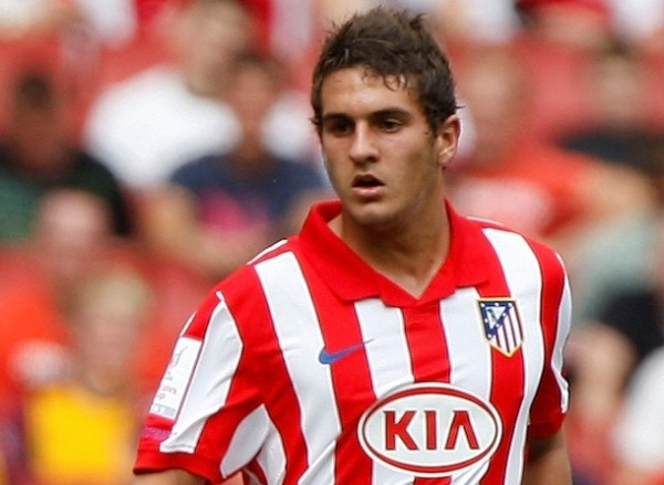Koke could be immense attacking talent for Liverpool FC