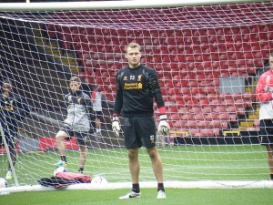 Liverpool FC: Need For Left-Sided Reinforcement & Rotating Gerrard & Sturridge - Simon Mignolet has been solid
