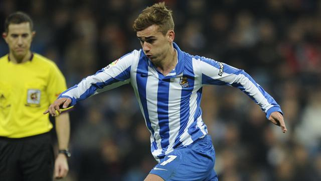 Antoine Griezmann-An Inspiring Presence for Real Sociedad