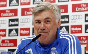 Carlo Ancelotti - Real Madrid Manager | Real Madrid -