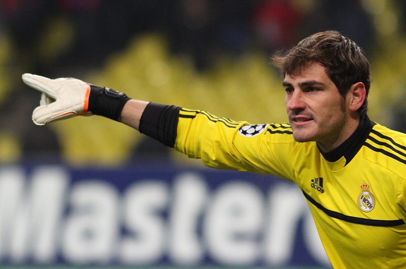 Iker Casillas-The Unbeatable Wall