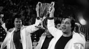 Magdeburg won the Cup Winner's Cup in 1974