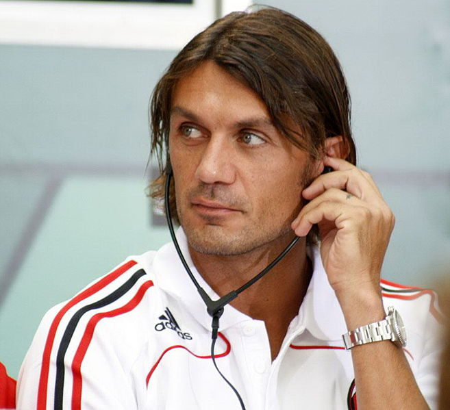 Paolo Maldini - former AC Milan defender | AC Milan - Berlusconi, Galliani Or Allegri? Who Should Be Blamed And Who Must Go?