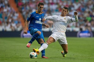 Work rate of Ronaldo a concern?