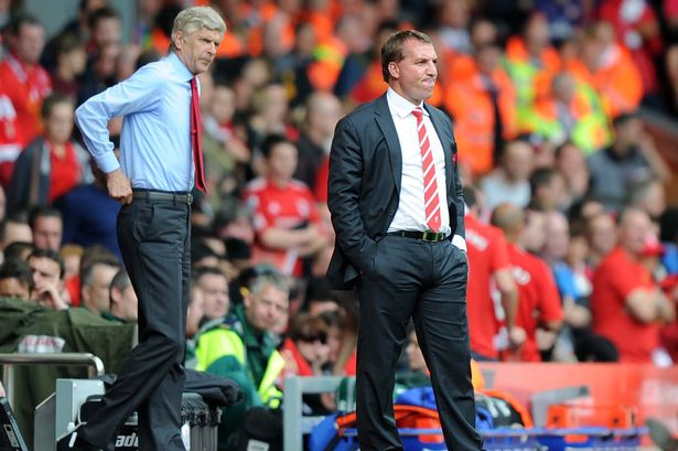 "Arsenal v Liverpool ai??i?? ""Liverpool Are Not Title Contenders This Season"""