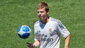 Illarramendi took his time to settle in the Spanish Capital