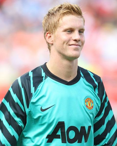 Ben Amos - Manchester United goalkeeper on loan at Hull City