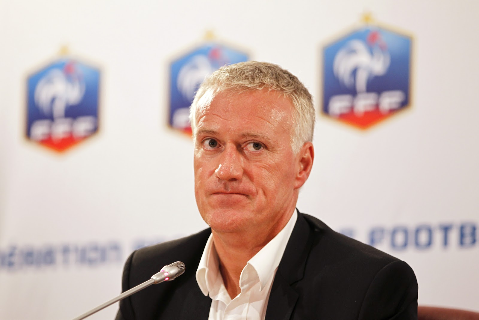 FIFA World Cup 2014 Qualifiers - Will Didier Deschamps ...
