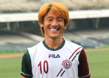 Katsumi Yusa was Bagan' s best player