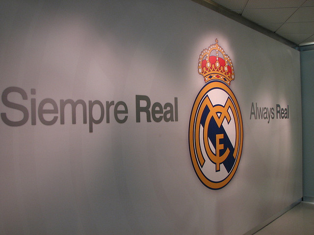 Real Madrid by James Fuente