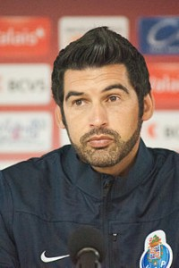 Appointed at the start of the season, Porto's manager Paulo Fonseca looks ambitious for European glory