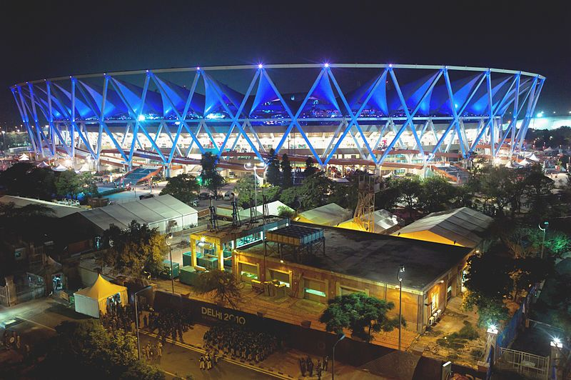 FIFA U-17 World Cup: JawaharLal Nehru Stadium, New Delhi