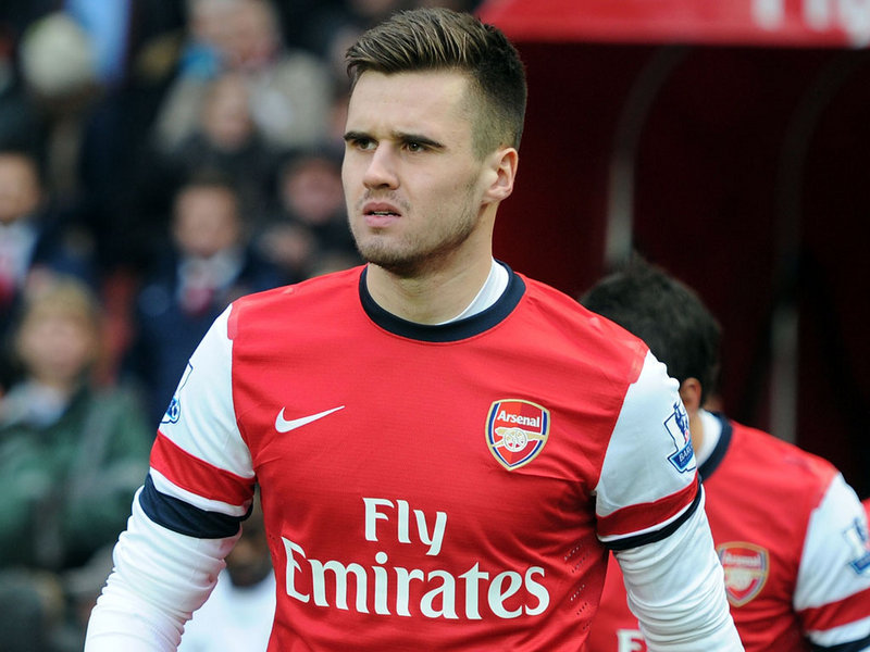 Carl Jenkinson - Arsenal right back (defender) | Arsenal FC ai??i?? The Importance Of Bacary Sagna To Arsene Wengerai??i??s Plans