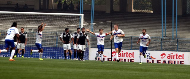 I-League Witnessing Chettri's Class at Bengaluru FC