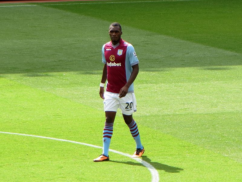 Christian Benteke - Aston Villa striker | Aston Villa V Manchester United – Team News, Tactics, Line-Ups And Prediction