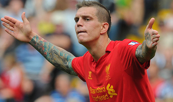 Daniel Agger - Liverpool central defender | Is It Time For Liverpool FC And Daniel Agger To Move On?