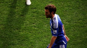 Mata is attracting interest from Italian giants Inter Milan.