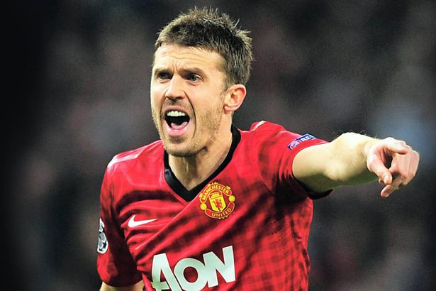 Michael Carrick - Manchester United midfielder | Aston Villa V Manchester United ai??i?? Team News, Tactics, Line-Ups And Prediction
