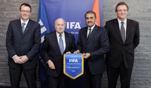 India were announced as the hosts of the 2017 FIFA U-17 World Cup on Thursday.