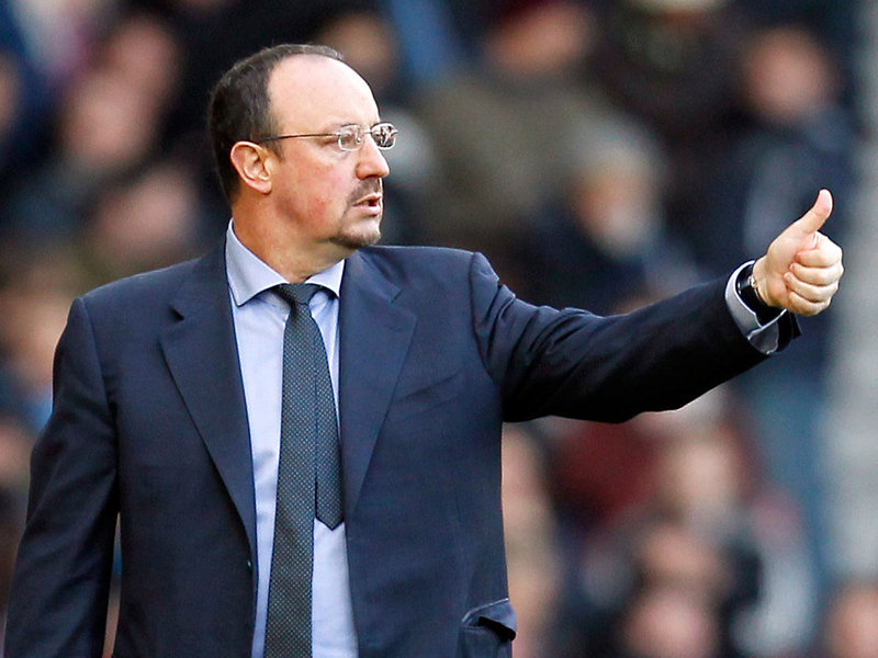 Rafa Benitez - Napoli manager | Napoli v Arsenal – Team News, Tactics, Line-ups And Prediction | UEFA Champions League