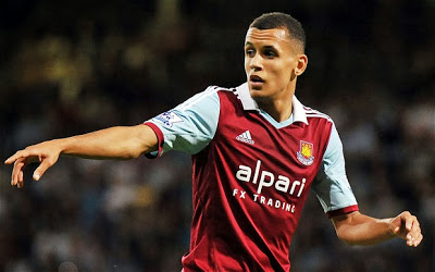 Ravel Morrison - West Ham United midfielder | Manchester United vs West Ham United ai??i?? Team News, Tactics, Line-ups And Prediction