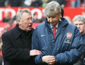 Ferguson and Wenger: Foes turned Friends