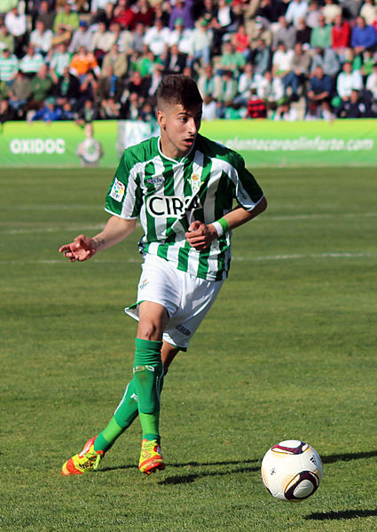 The Real Betis player is a target for many European clubs