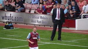 "West Ham manager Sam Allardyce slammed Nolan's ""irresponsible"" behavior. (by Wiki)"