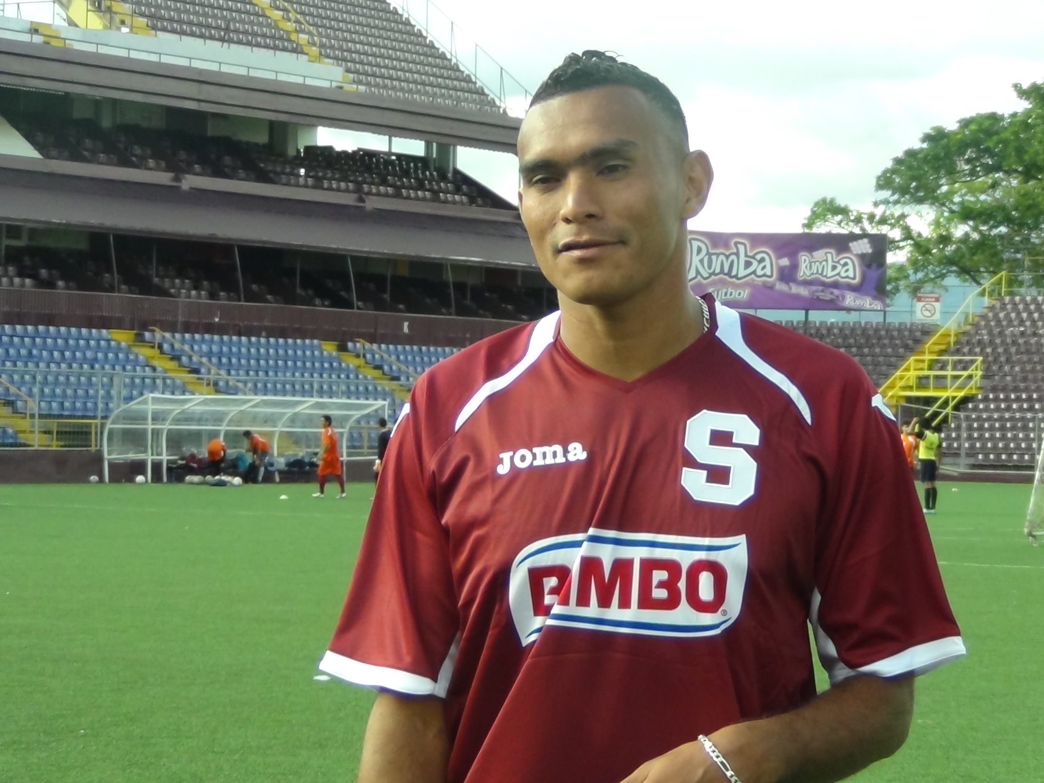 Chruchill Brothers - New Costa Rican Striker - Cristian Lagos