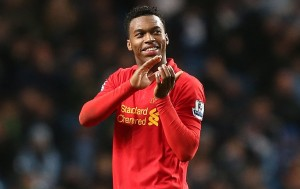 Daniel Sturridge - Liverpool FC striker |