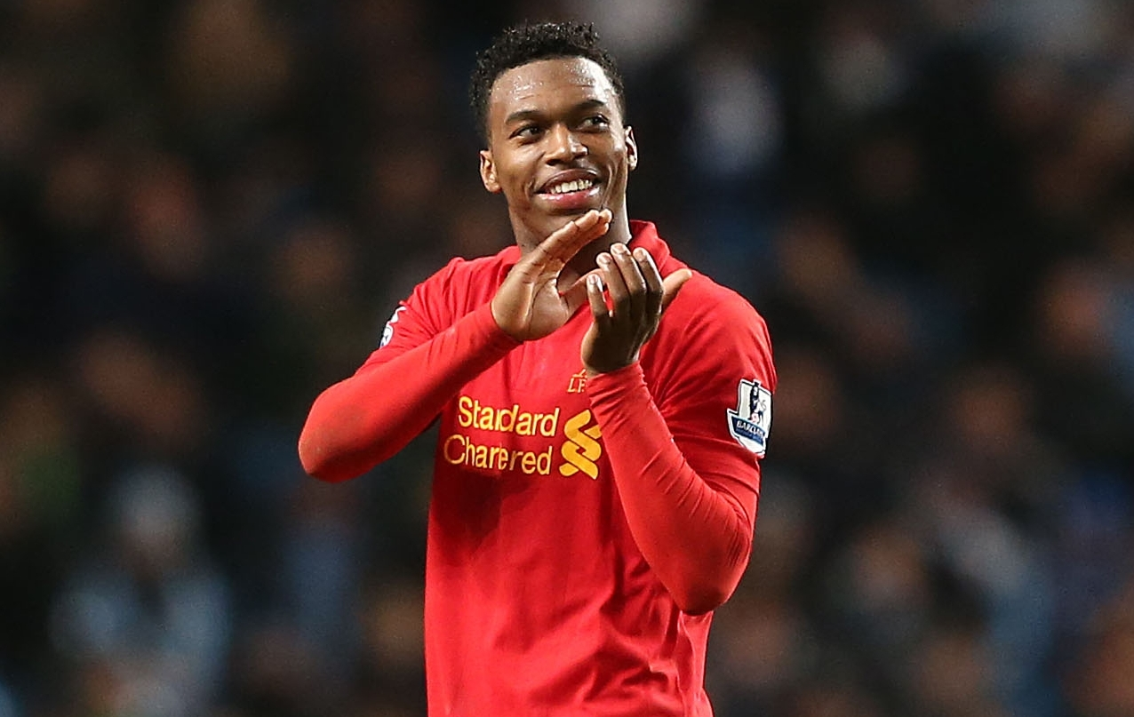 Daniel Sturridge - Liverpool striker |