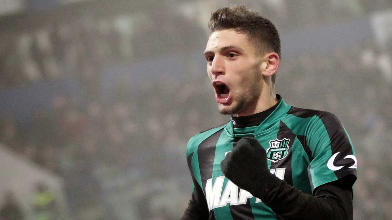 Spurs are interesting in signing 19 year old Berardi. (Image Courtesy-www.theaceblackblog.com)