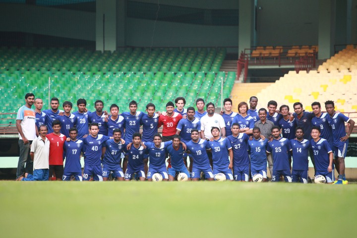 Eagles FC Kerala have a huge squad at their disposal for Federation Cup.