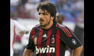 Rino Gattuso is a perfect example of a modern day 'water carrier'