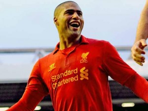 Johnson is set to be on the sidelines indefinitely due to injury.  (Image courtesy: live4liverpool.com