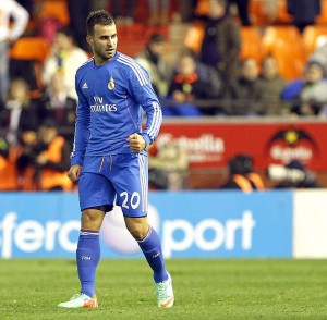 Man-in-form: Jese Rodriguez