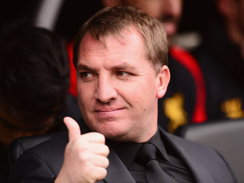 Brendan Rodgers, Liverpool manager   Liverpool FC: Manchester City Provide Reds Ultimate Test Of Title Credentials