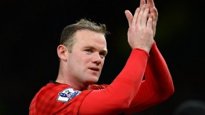 Wayne Rooney - Manchester United striker