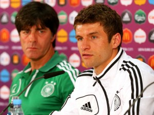 World Cup Germany Thomas Muller
