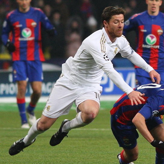 Xabi Alonso and Modric will have to lift their games up