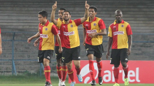 East Bengal were Inconsistent throughout the season.
